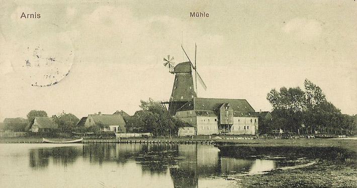 Bild - Stadt Arnis Chronik 05