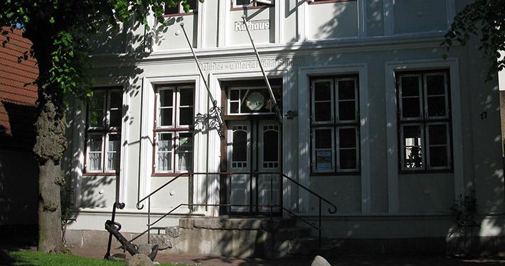 Bild - Stadt Arnis Rathaus